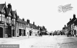 Odiham, High Street 1903