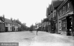 Odiham, High Street 1906