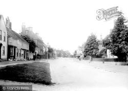 Odiham, High Street 1908
