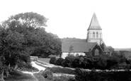 Offham, the Church 1894