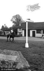 Offham, The Quintain c.1960