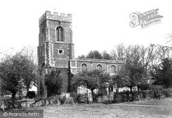 Offord Cluny, All Saints Church 1906