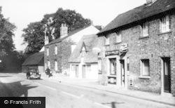 Offord Cluny, High Street c.1960