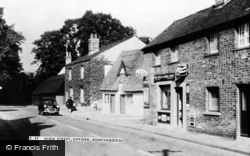 Offord Darcy, High Street c.1955, Offord D'Arcy