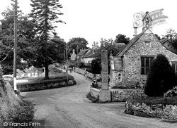 The Village c.1955, Offwell