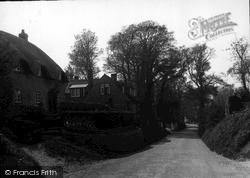 Ogbourne St George, c.1955