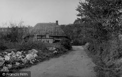 Ogbourne St George, Southend c.1955