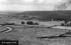 View From Soil Hill c.1960, Ogden