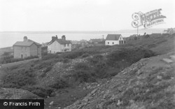 Ogmore By Sea, General View 1950