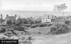 Ogmore By Sea, General View c.1950
