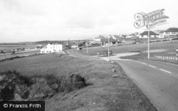 Ogmore By Sea, General View c.1960