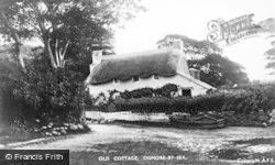 Ogmore By Sea, Old Cottage c.1935