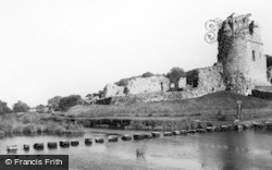 Ogmore By Sea, The Stepping Stones c.1960