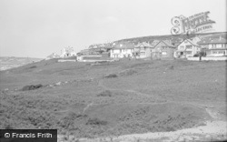 Ogmore By Sea, View From The Beach 1951