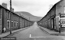 Ogmore Vale, Walters Road 1950