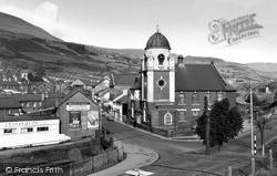 Ogmore Vale, Workmen's Hall 1964