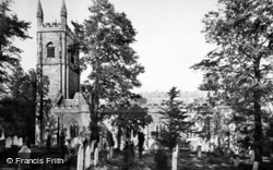 All Saints Church 1890, Okehampton