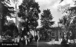 All Saints Church 1904, Okehampton