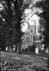 Okehampton, All Saints Parish Church 1893