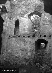 Castle, The Keep c.1955, Okehampton