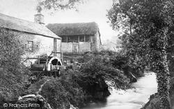 Clapp's Mill c.1871, Okehampton