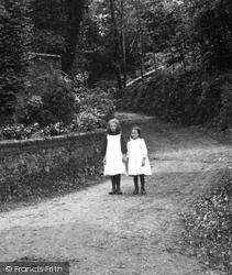 Okehampton, Country Girls 1912