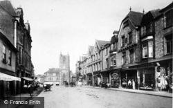 Fore Street 1900, Okehampton