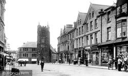 Okehampton, Fore Street 1904