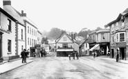 Okehampton, Fore Street 1906