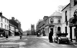 Okehampton, Fore Street 1912