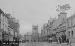 Fore Street 1912, Okehampton