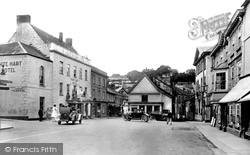 Okehampton, Fore Street 1929