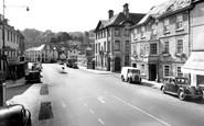 Okehampton, Fore Street c1955