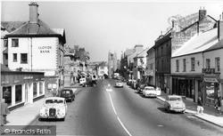Okehampton, Fore Street c.1960