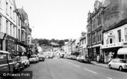 Fore Street c.1965, Okehampton