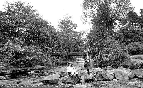 Photo of Okehampton, Lovers' Meet 1906