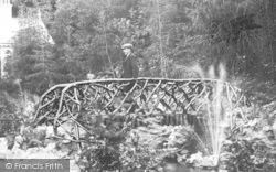 Simmons Park Bridge 1907, Okehampton