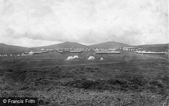 Okehampton, the Camp 1891