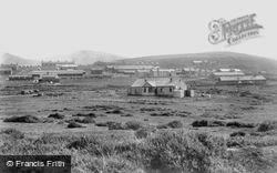Okehampton, The Camp 1900