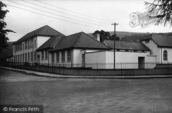 Okehampton, The Grammar School c.1955