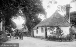 Okehampton, The Old Bus House 1906