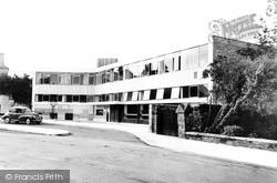 Okehampton, The Post Office c.1965