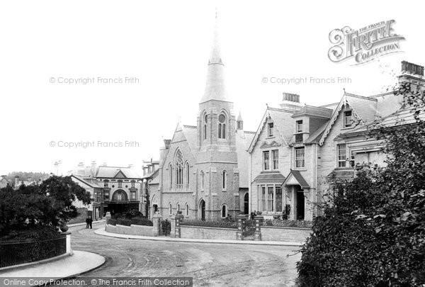 Photo of Okehampton, Wesleyan Chapel 1906