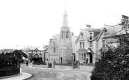 Okehampton, Wesleyan Chapel 1906