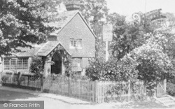 The Punch Bowl 1906, Okewood Hill