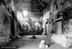 Abbey, Day Room 1913, Old Cleeve
