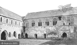 Abbey, Refectory And Dormitory c.1871, Old Cleeve