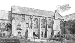 Abbey, The Refectory c.1875, Old Cleeve
