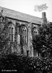 Old Cleeve, Cleeve Abbey 1950