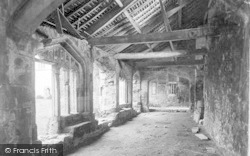 Cleeve Abbey, Cloisters 1913, Old Cleeve